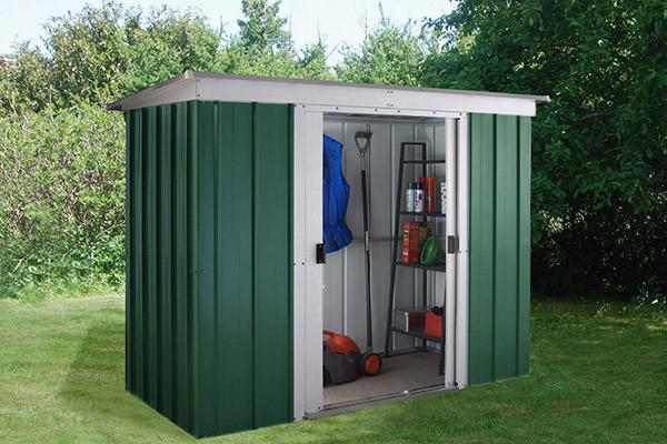 abri de jardin yardmaster trigano. Black Bedroom Furniture Sets. Home Design Ideas