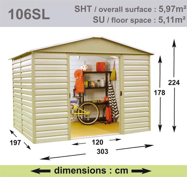 bas prix 8e931 2de49 TRIGANO JARDIN - équipement de jardin, jeux de plein-air ...