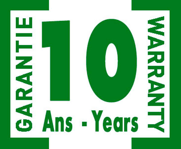 10 ans : Contre la perforation