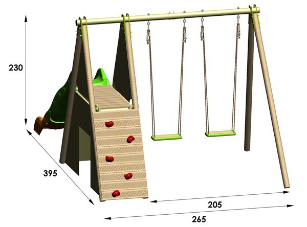 Trigano Jardin 233 Quipement De Jardin Jeux De Plein Air
